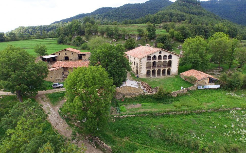 Finca rústica amb 3 masies a Ripoll (Girona)