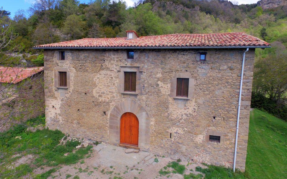 Finca rústica amb masia a Vidrà (Osona)