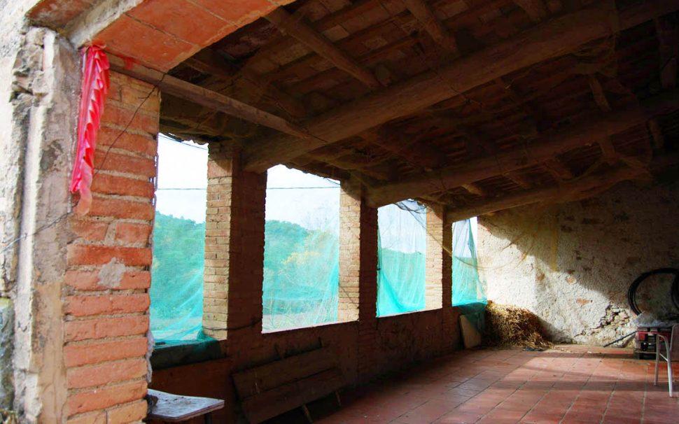 Finca rústica amb masia a Castellterçol (Barcelona)