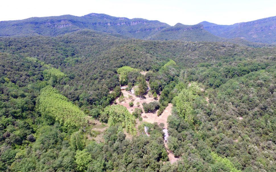 Finca rústica con masía en Sant Aniol de Finestres (Girona)