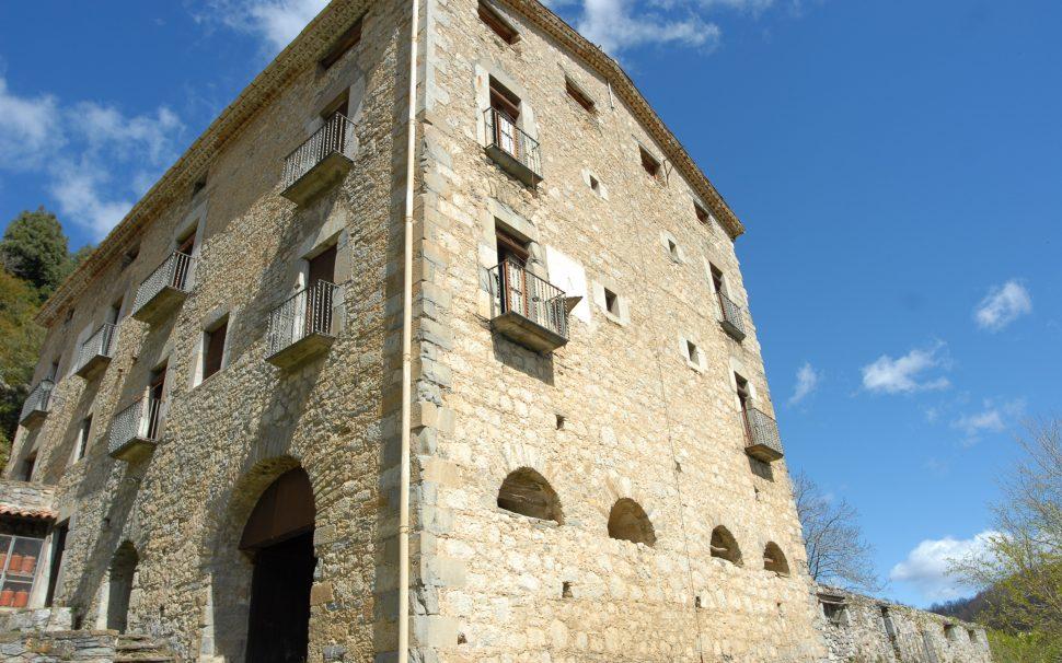 Finca rústica amb masia a Camprodon (Girona)