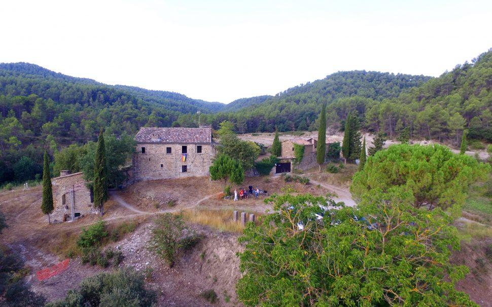 Finca rústica con masía en Castellgalí (Bages)