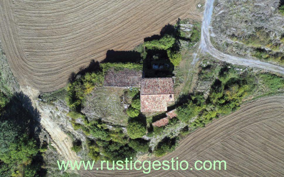 Finca rústica con masía en Montesquiu (Osona)