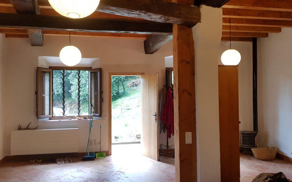 Finca rústica amb masia a Sant Joan Les Fonts (Garrotxa)